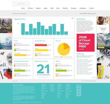 PP360 Dashboard